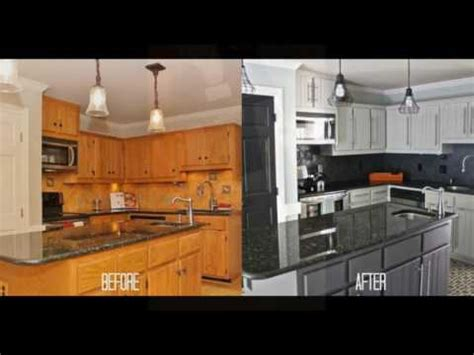 sanding and restaining kitchen cabinets refinish cabinets without sanding youtube