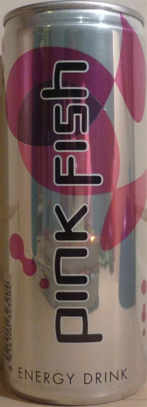 i pink energy drink pink fish energy drink 250ml spain