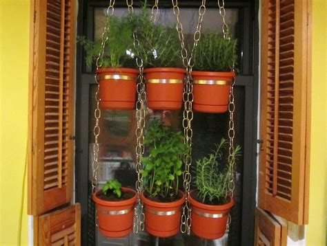 window herb garden save yourself a trip to the market build your own hanging