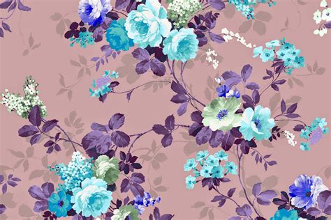 wallpaper floral doodlecraft vintage floral wallpaper freebies