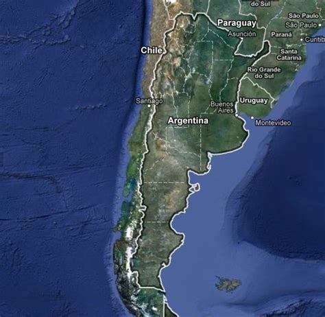 Search Argentina Argentina Map Search Engine At Search