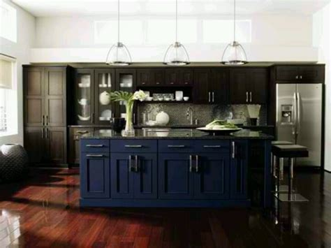 blue kitchen island 17 best images about dark blue kitchen on pinterest navy