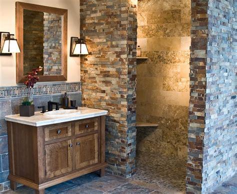 bagni rustici in muratura bagni in muratura 24 idee imperdibili per arredare con un