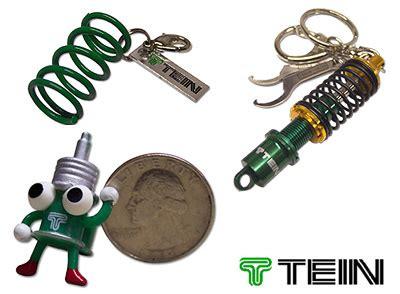 Keychain Gantungan Kunci Tein Suspension Gold tein keychains