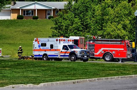 Lu Emergency Ambulance thank you firefighters ems and state and local