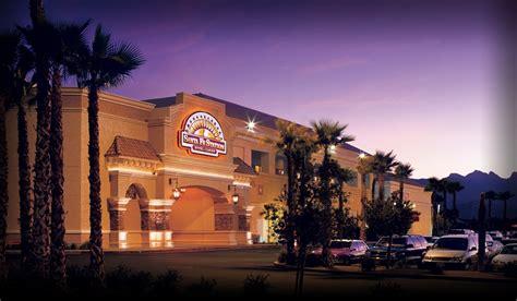 Station Casinos Gift Cards - exterior shot of santa fe hotel casino at dusk