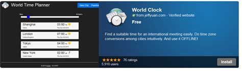 best world time app best world clock app for chrome browser fly the world
