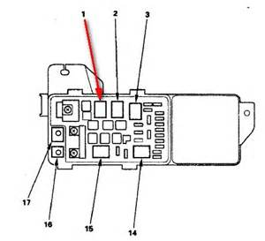 92 accord lx fuse box diagram get free image about