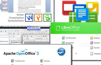 Software Microsoft Office Bajakan 5 software gratis pengganti microsoft office jagat review