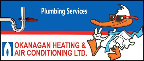 Just Plumbing Services by Okanagan Heating And Air Conditioning Ltd Serving Kelowna