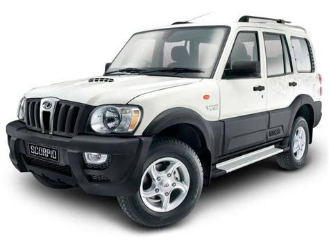mahindra scorpio mileage diesel mahindra scorpio s4 4wd diesel