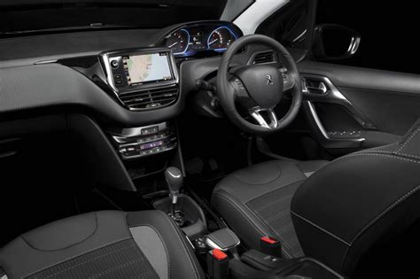 peugeot 2008 interior 2017 look 2017 peugeot 2008 now on sale in australia