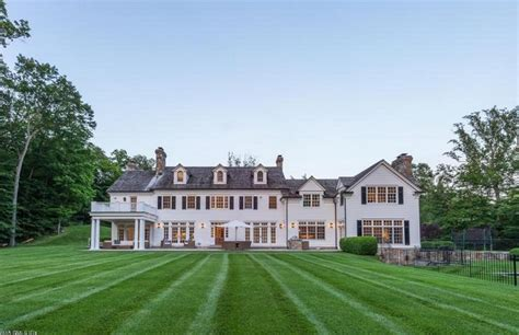 17 million colonial mansion in greenwich ct homes of 7 8 million georgian colonial mansion in greenwich ct