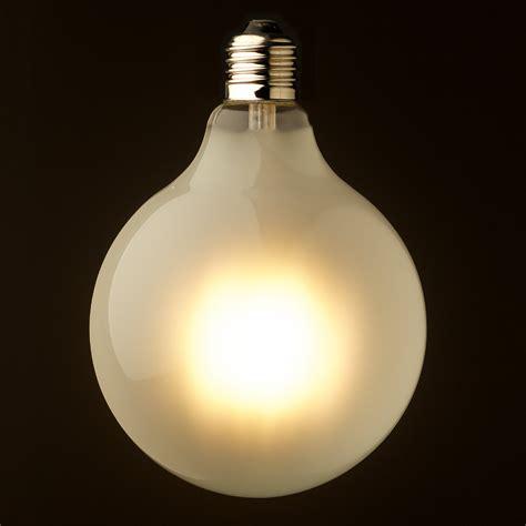 Led Light Bulbs Wattage 8 Watt Dimmable Led E27 125 Pearl Bulb