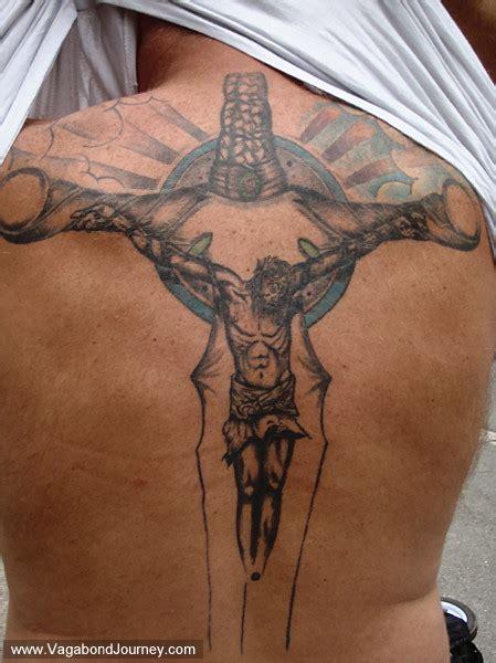 crucifixion tattoo tattoos of jesus on the cross
