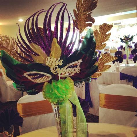 quinceanera themes mardi gras mardi gras themed quinceanera at fox valley country club