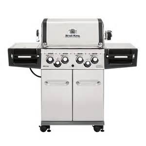 grill broil king broil king regal 490 pro lp 4 burner 50 000 btu liquid