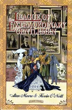 libro the league of extraordinary the league of extraordinary gentlemen n 01 librera profitecnicas