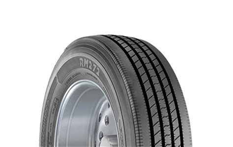 Cooper Tire And Rubber by Cooper Aims Roadmaster Rm272 At Drop Deck Trailers