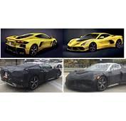 2020 Mid Engine Corvette Latest Rendering  CorvetteForum