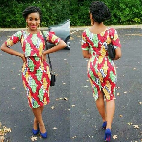 ankara crop top gift for her ethnic fashion ankara fashion african african print cropped top and pencil skirt i am making