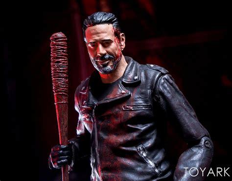 Mcfarlane Toys The Walking Dead Tv Negan 7 Figure 12 the walking dead negan and bloody negan 7 inch figures