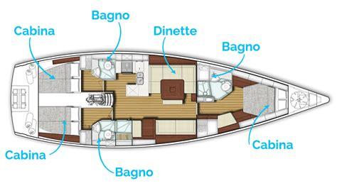 interni barche barca a vela 232 fatta al suo interno sailsquare