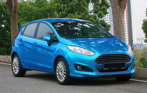 Ford Fiest ford copro
