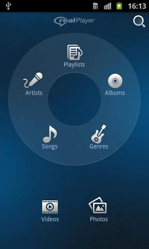 android dashboard layout design android how to create dashboard menu like realplayer app