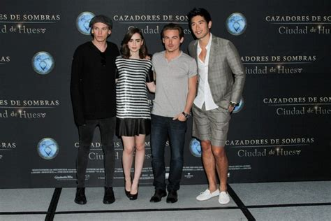 godfrey gao the mortal instruments kevin zegers and godfrey gao photos photos the mortal