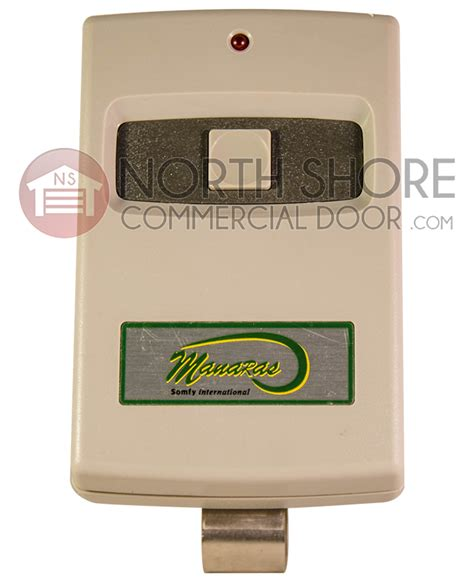 garage door transmitter manaras garage door opener transmitter item mt 1000