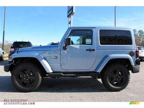 cbell jeep 2012 jeep wrangler arctic edition 4x4 in winter