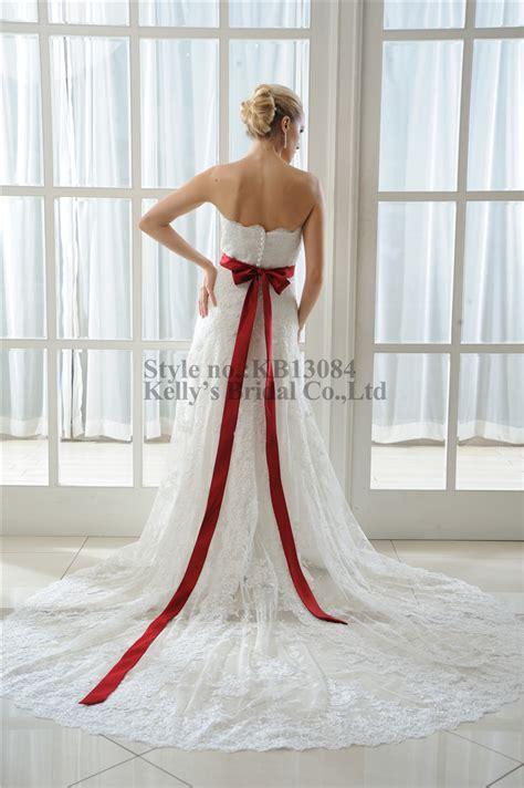 luxurious fashion strapless mermaid lace pattern wedding
