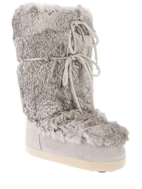 splurge nicki minaj s beverly fendi fur moon boots