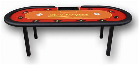 tavoli hold em tavolo da gioco ovale hold em professionale da