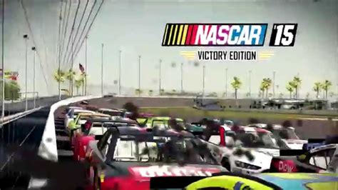 Pc Nascar 15 Victory Edition nascar 15 victory edition official trailer released
