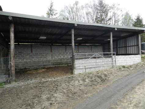 Cattle Sheds For Sale by 2 Bedroom Farm For Sale In Mill Shaw Near Hepworth