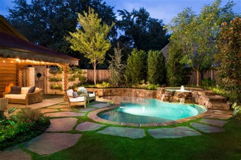 awesome small back yard swimming pool design fres hoom