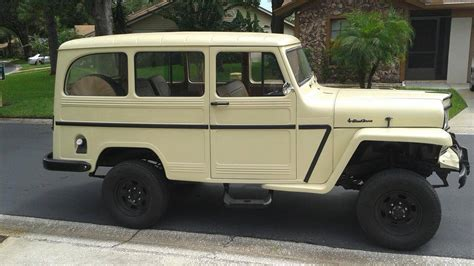 1961 willys jeep for sale 1926589 hemmings motor news