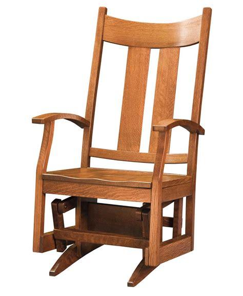 aspen glider amish direct furniture