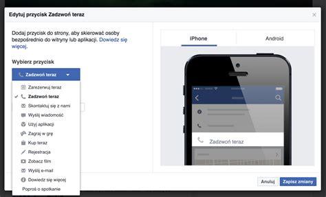 nowy layout strony nowy layout stron firmowych na facebooku szybka analiza