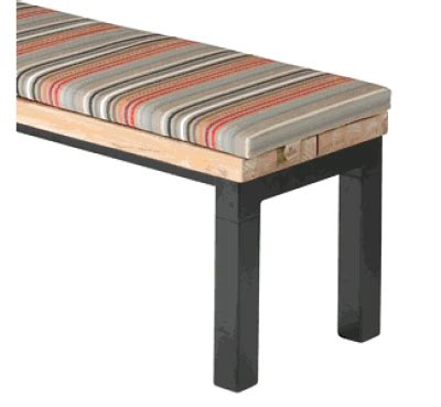 barlow tyrie bench barlow tyrie titan bench 200cm cushion barlow tyrie furniture from gardensite