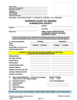 section 4 annulment application marriage contract sle forms and templates fillable