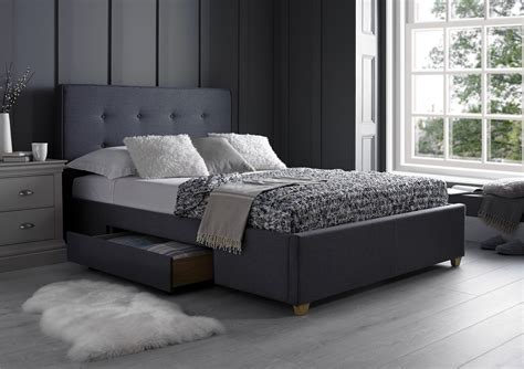 Grey King Bed Frame by 3 Reasons To Shop For King Size Bed Frame Blogbeen