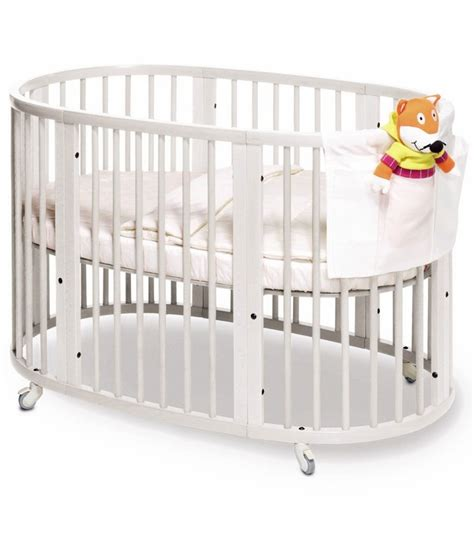 stokke sleepi crib white