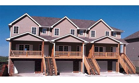 townhouse plans with garage townhouse with garage single family townhouse plans