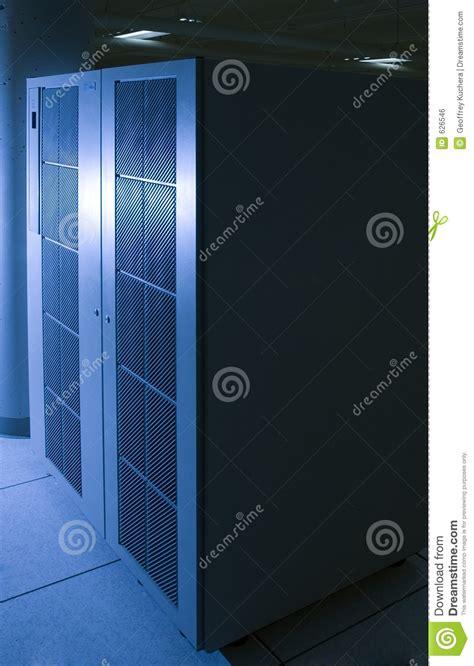 and light server blue light server royalty free stock image image