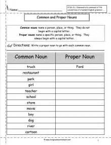 nouns for grade 2 scalien