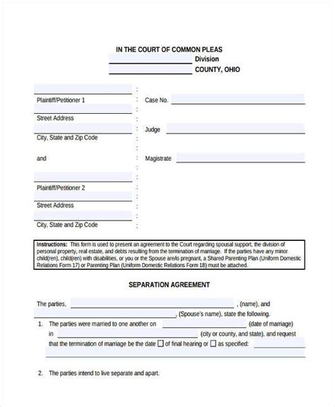 Uniform Agreement Template Employee Uniform Agreement Form Create Professional Resumes Download Msa Agreement Template