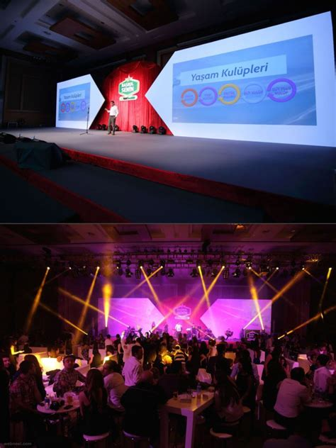 design event company 25 creative and beautiful stage design exles from